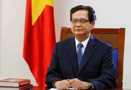 Thông điệp năm mới của Thủ tướng Nguyễn Tấn Dũng ảnh 1