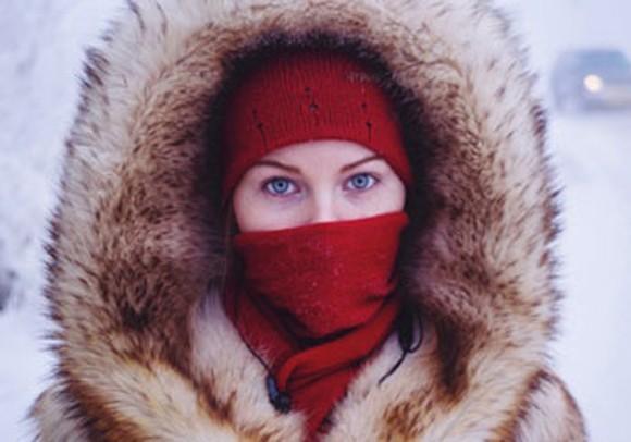 Cuộc sống tại nơi lạnh nhất thế giới ảnh 2