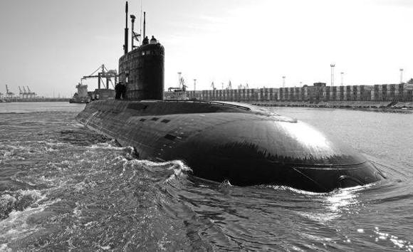 Mùng 4 Tết, tàu ngầm HQ-183 TP. Hồ Chí Minh lên đường về Việt Nam ảnh 1