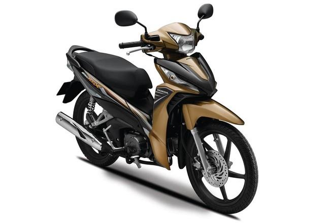 Honda Việt Nam ra mắt mẫu xe Wave mới ảnh 1