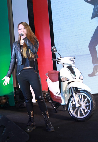 Piaggio Việt Nam bất ngờ ra mắt Liberty Restyling mới ảnh 4