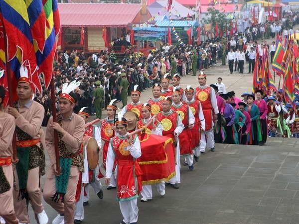 Giỗ tổ Hùng Vương - hội tụ khối đại đoàn kết toàn dân tộc ảnh 1