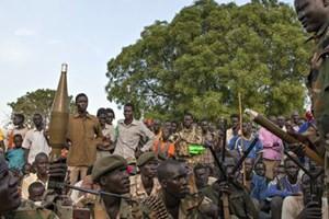 Hai thế lực đối địch tại Nam Sudan ký kết thỏa thuận hòa bình ảnh 1