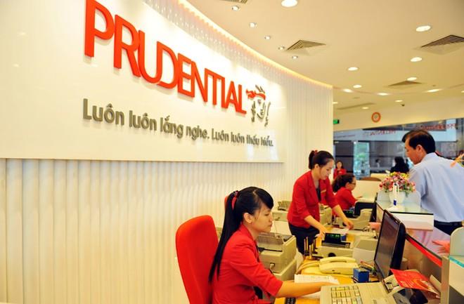 Prudential Việt Nam tung ra cùng lúc hai sản phẩm bảo hiểm mới ảnh 1