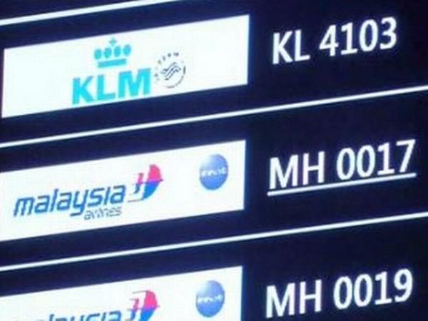 Chuyến bay MH17 cuối cùng của Malaysia Airlines hạ cánh an toàn ảnh 1