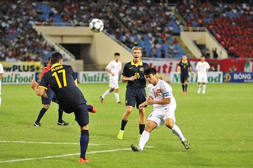 Công Phượng lập siêu phẩm, U19 Việt Nam thắng sát nút U19 Australia ảnh 2