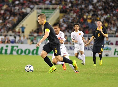 Công Phượng lập siêu phẩm, U19 Việt Nam thắng sát nút U19 Australia ảnh 4