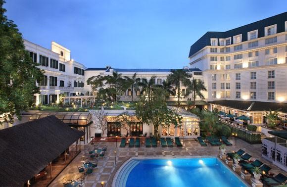 Metropole Hà Nội được vinh danh Top 100 khách sạn tốt nhất thế giới ảnh 1