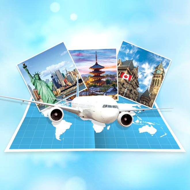 Thông tin các chuyến bay từ Châu Âu về Việt Nam ảnh 1