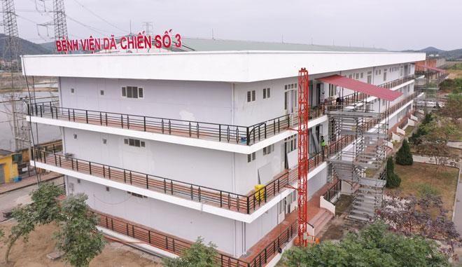 Sun Group chính thức bàn giao bệnh viện dã chiến số 3 tại Hải Dương ảnh 3