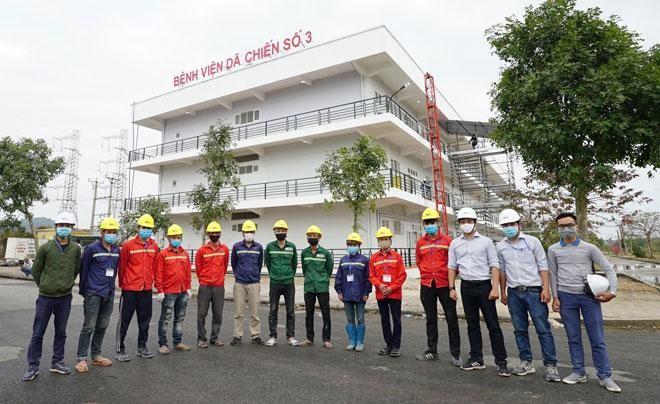 Sun Group chính thức bàn giao bệnh viện dã chiến số 3 tại Hải Dương ảnh 5
