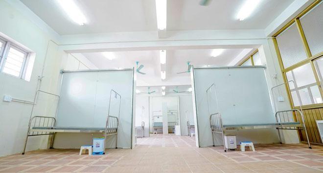 Sun Group chính thức bàn giao bệnh viện dã chiến số 3 tại Hải Dương ảnh 4