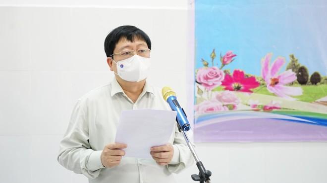 Sun Group chính thức bàn giao bệnh viện dã chiến số 3 tại Hải Dương ảnh 2