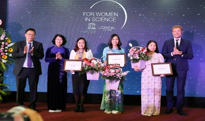 L'Oreal và các nhà khoa học nữ Việt Nam được vinh danh trên thế giới ảnh 1