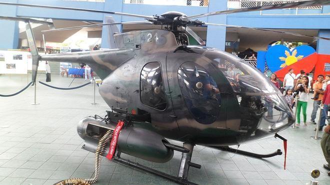 Trực thăng không quân Philippines rơi, một người thiệt mạng ảnh 3