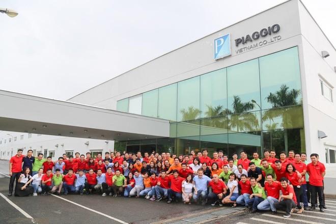 Piaggio Việt Nam được vinh danh Top 50 Doanh nghiệp FDI tại Giải thưởng Rồng Vàng lần thứ 20 ảnh 3