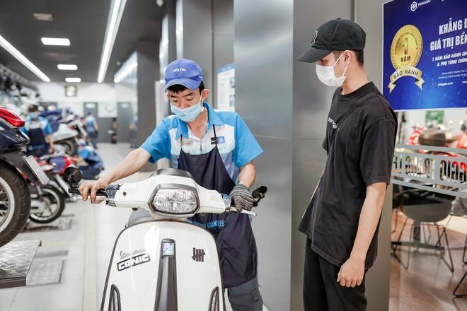Piaggio Việt Nam tiếp tục cam kết mạnh mẽ về độ tin cậy của các dòng xe ảnh 1