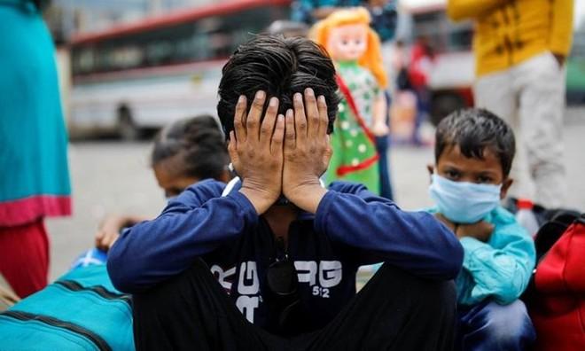 Đại dịch Covid-19 và cuộc khủng hoảng trẻ mồ côi ở Ấn Độ ảnh 3