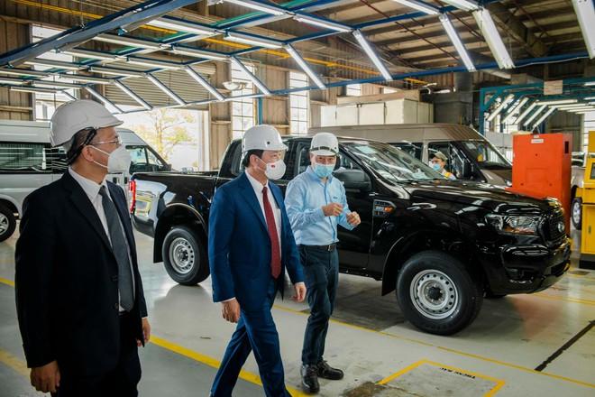 Ford Ranger Việt Nam chào sân, đánh dấu 20 năm có mặt tại thị trường Việt Nam ảnh 2