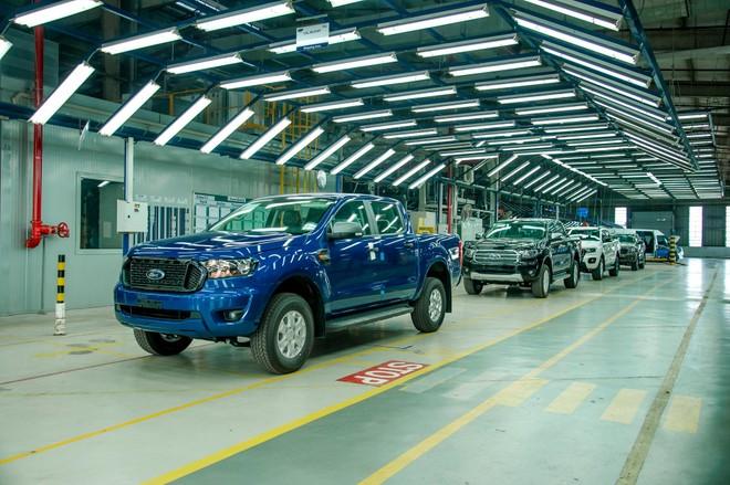 Ford Ranger Việt Nam chào sân, đánh dấu 20 năm có mặt tại thị trường Việt Nam ảnh 5