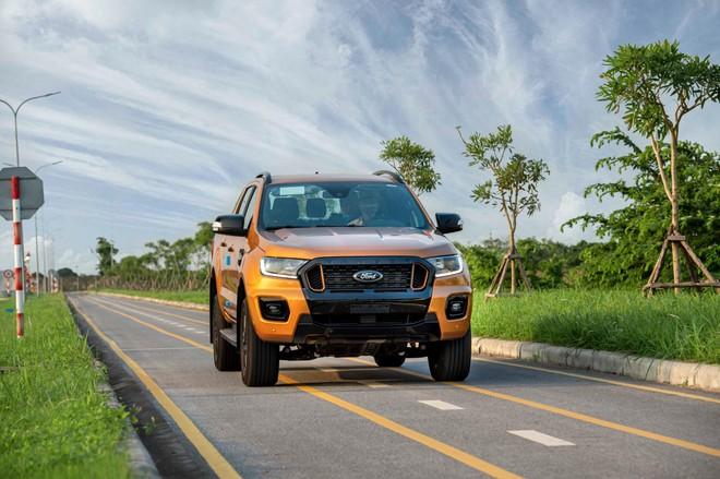Ford Ranger Việt Nam chào sân, đánh dấu 20 năm có mặt tại thị trường Việt Nam ảnh 1