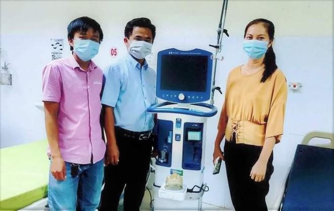 VPBank hỗ trợ gấp 715 máy hỗ trợ hô hấp hiện đại cho các tỉnh, thành phía Nam ảnh 4