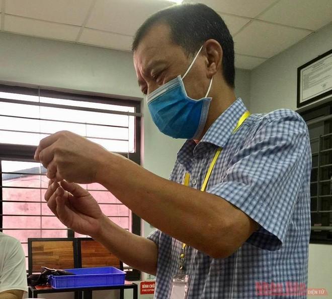 Test nhanh kháng nguyên SARS-CoV-2 do Việt Nam sản xuất có độ nhạy, độ đặc hiệu cao ảnh 4
