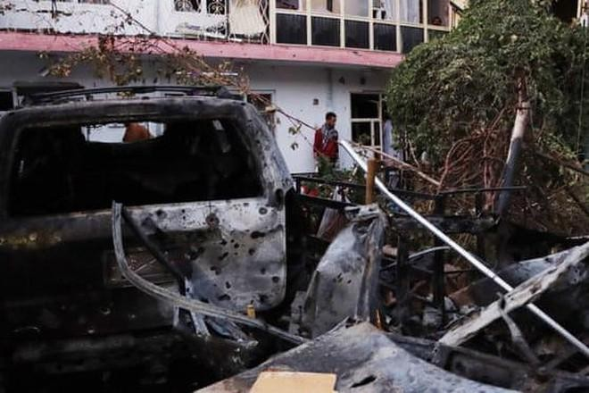 Quân đội Mỹ thừa nhận đã giết nhầm 10 dân thường trong vụ không kích Kabul ảnh 1