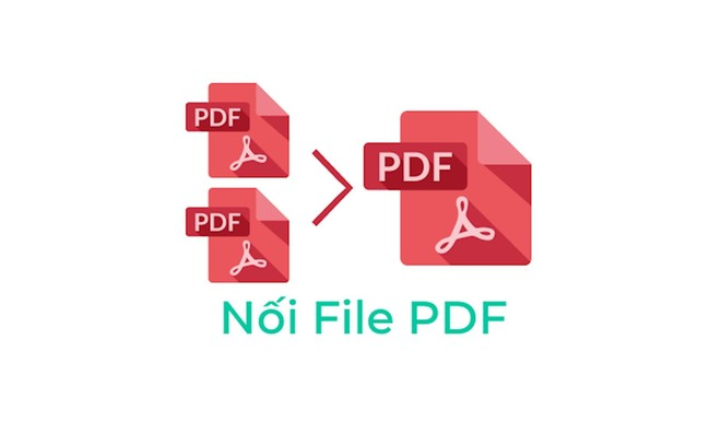 Cách nối file PDF bằng công cụ mới nhất năm 2021 ảnh 1
