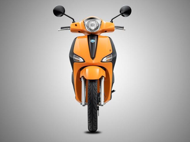 Piaggio Việt Nam ra mắt Liberty S màu mới đầy cá tính ảnh 1