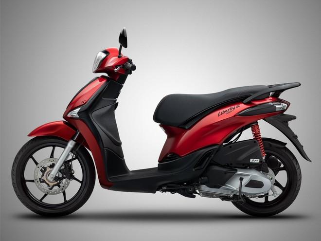 Piaggio Việt Nam ra mắt Liberty S màu mới đầy cá tính ảnh 4