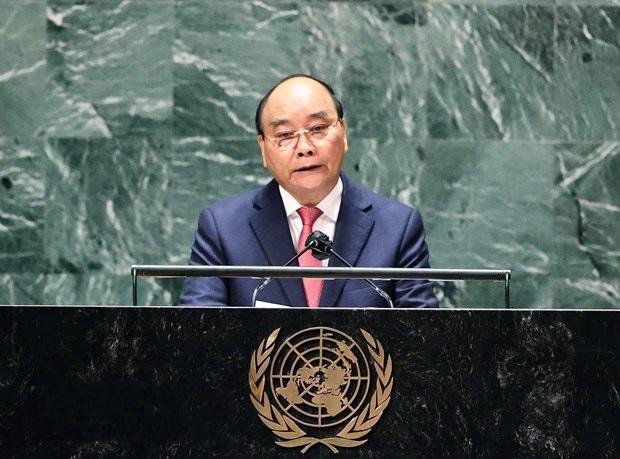 Chủ tịch nước: Việt Nam chung nhịp đập sẻ chia, hợp tác, cùng thắng đại dịch ảnh 1
