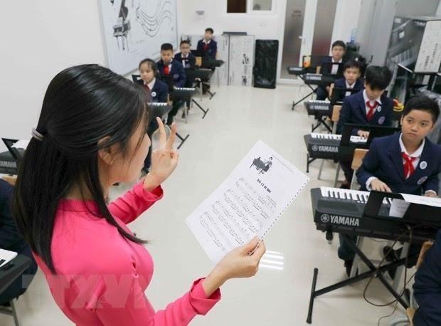Kinh nghiệm từ quận nội thành duy nhất của Hà Nội giải được bài toán sĩ số ảnh 4
