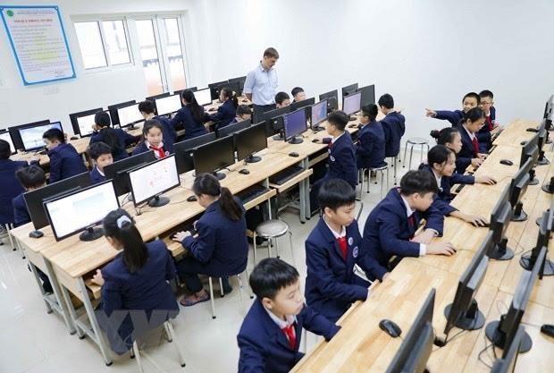 Kinh nghiệm từ quận nội thành duy nhất của Hà Nội giải được bài toán sĩ số ảnh 3