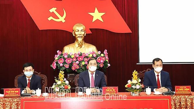 """Hội thảo khoa học """"Đồng chí Lê Đức Thọ - người cộng sản kiên cường, nhà lãnh đạo tài năng của Đảng và cách mạng Việt Nam"""" ảnh 1"""