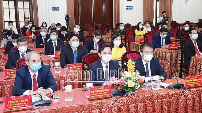 """Hội thảo khoa học """"Đồng chí Lê Đức Thọ - người cộng sản kiên cường, nhà lãnh đạo tài năng của Đảng và cách mạng Việt Nam"""" ảnh 3"""