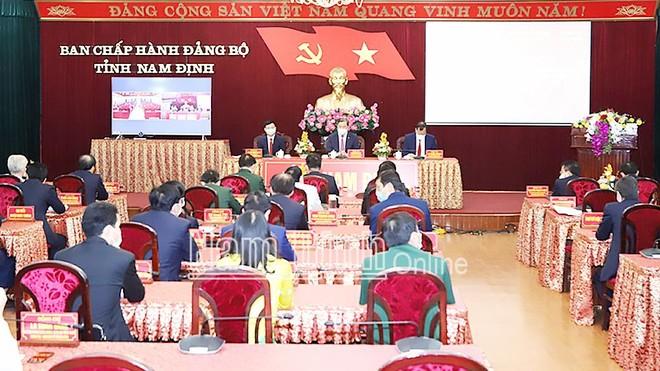 """Hội thảo khoa học """"Đồng chí Lê Đức Thọ - người cộng sản kiên cường, nhà lãnh đạo tài năng của Đảng và cách mạng Việt Nam"""" ảnh 4"""