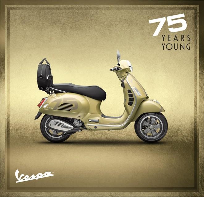 Piagio Việt Nam ra mắt phiên bản đặc biệt kỷ niệm sinh nhật Vespa 75 năm tuổi trẻ ảnh 5
