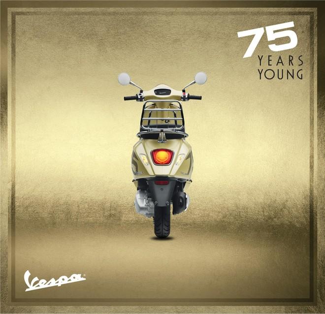 Piagio Việt Nam ra mắt phiên bản đặc biệt kỷ niệm sinh nhật Vespa 75 năm tuổi trẻ ảnh 6