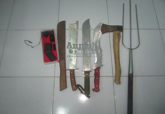 Hành trình truy bắt băng cướp chặt tay cực kỳ tàn bạo ảnh 3