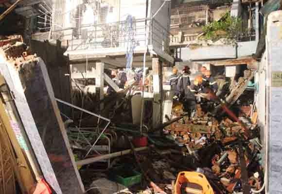 Vụ nổ kinh hoàng tại TP.HCM: Nạn nhân thứ 11 đã tử vong ảnh 1