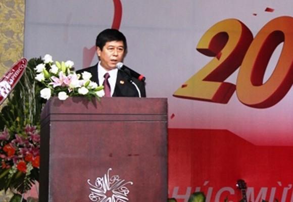 Khởi tố, tạm giam nguyên Tổng Giám đốc công ty dược Sài Gòn ảnh 1
