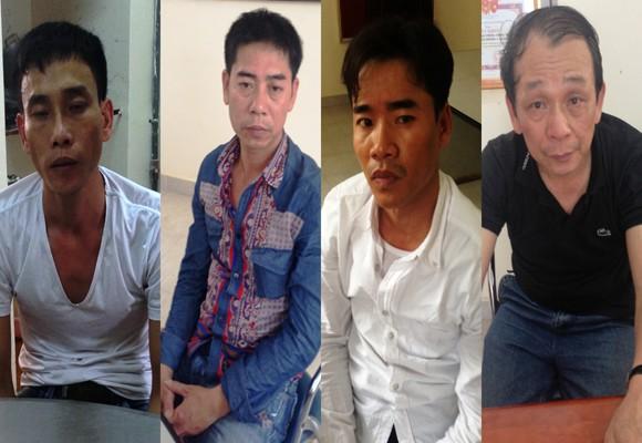 Đột kích khách sạn tóm gọn 5 kẻ bắt cóc người ảnh 2