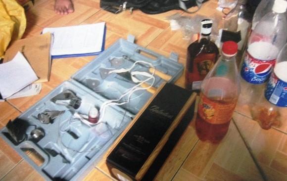 Sản xuất rượu ngoại Chivas 21 ngay…tại nhà ảnh 2