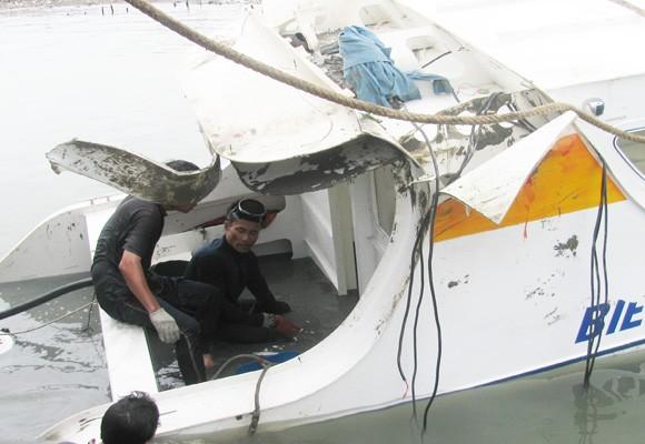 Bắt 2 giám đốc vụ chìm tàu 9 người chết ở Cần Giờ ảnh 2