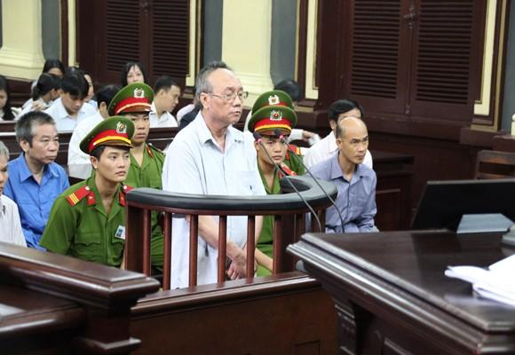 Sếp Tổng ALC II bị đề nghị tử hình ảnh 2