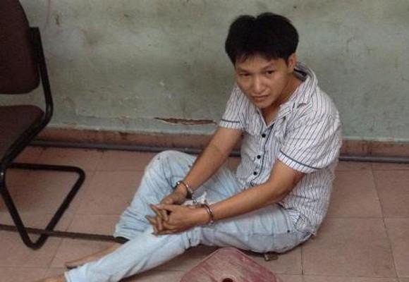 CSGT bắt nóng tên cướp giật Iphone 4 của du khách Nhật ảnh 2