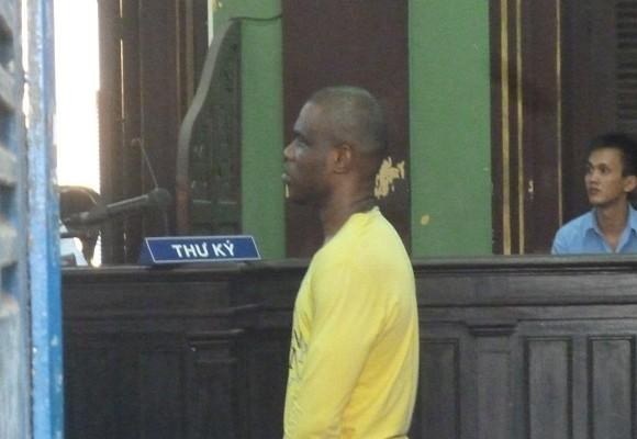 Hủy án tử hình một người Nigieria vận chuyển gần 3,5kg ma túy ảnh 1