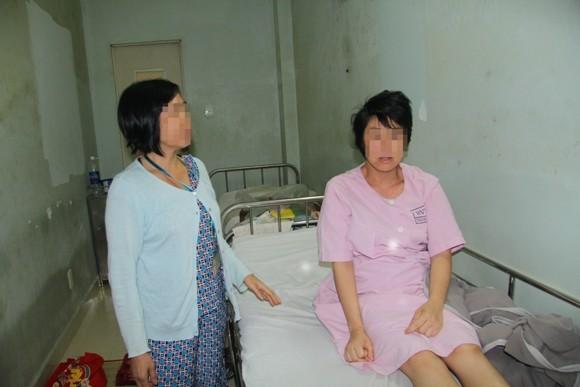 NÓNG: Vừa tìm thấy đứa trẻ 1 ngày tuổi bị bắt cóc trong bệnh viện ảnh 1