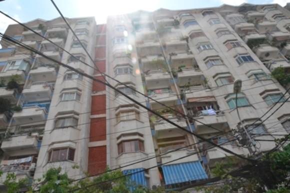 Hỏa hoạn ở chung cư, hàng trăm người dân hốt hoảng ảnh 1
